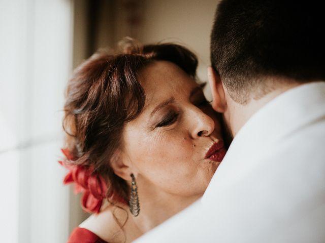 La boda de Aaron y Loida en Palomares Del Rio, Sevilla 11