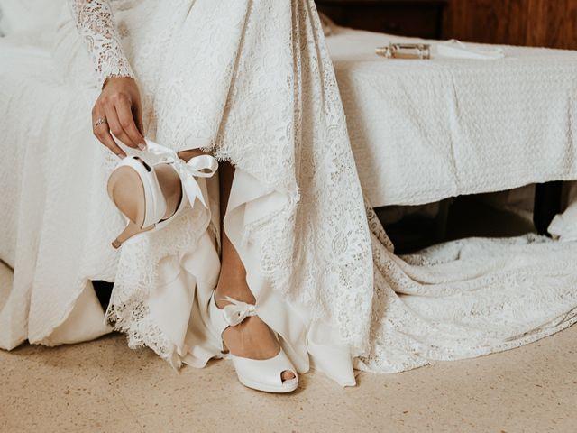 La boda de Aaron y Loida en Palomares Del Rio, Sevilla 17