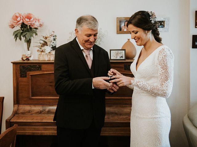 La boda de Aaron y Loida en Palomares Del Rio, Sevilla 34