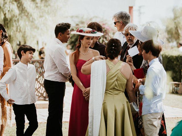 La boda de Aaron y Loida en Palomares Del Rio, Sevilla 38
