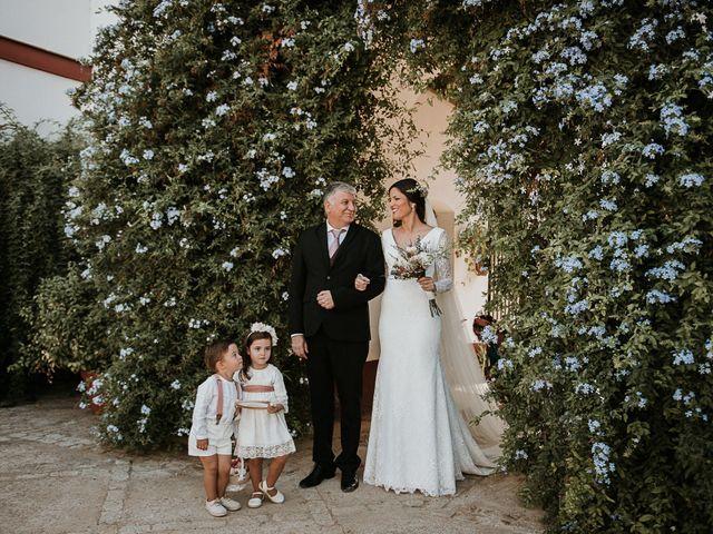 La boda de Aaron y Loida en Palomares Del Rio, Sevilla 41