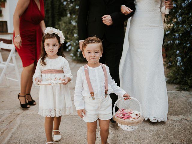 La boda de Aaron y Loida en Palomares Del Rio, Sevilla 42