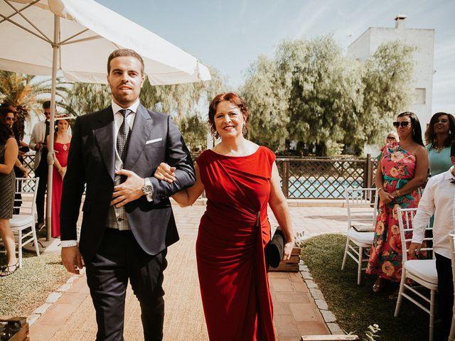 La boda de Aaron y Loida en Palomares Del Rio, Sevilla 44