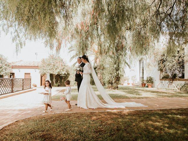 La boda de Aaron y Loida en Palomares Del Rio, Sevilla 45