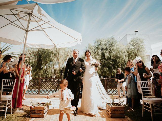 La boda de Aaron y Loida en Palomares Del Rio, Sevilla 47