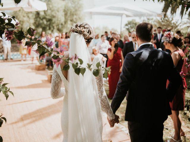 La boda de Aaron y Loida en Palomares Del Rio, Sevilla 50