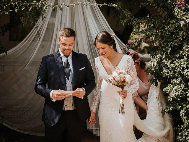 La boda de Aaron y Loida en Palomares Del Rio, Sevilla 52