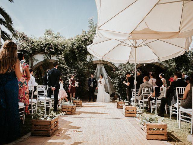 La boda de Aaron y Loida en Palomares Del Rio, Sevilla 53