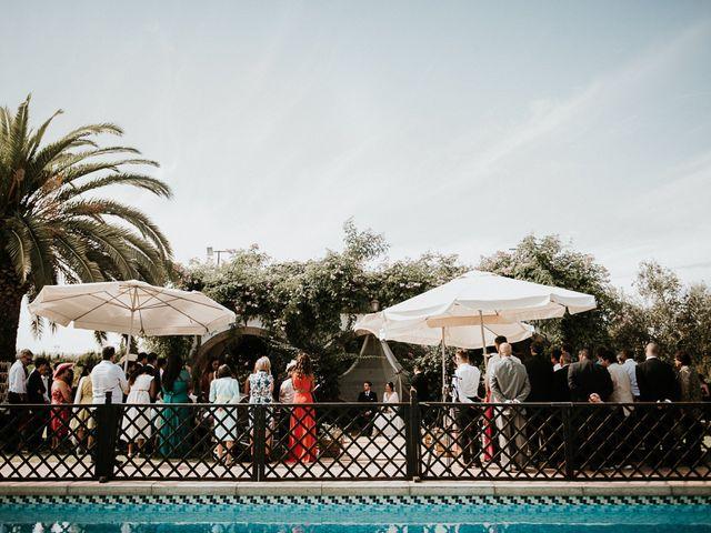 La boda de Aaron y Loida en Palomares Del Rio, Sevilla 55