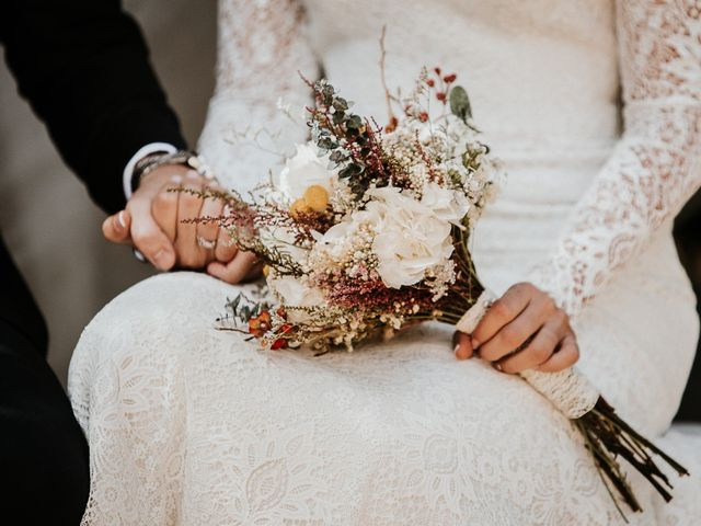 La boda de Aaron y Loida en Palomares Del Rio, Sevilla 57