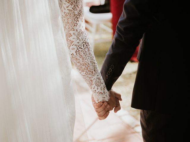 La boda de Aaron y Loida en Palomares Del Rio, Sevilla 61