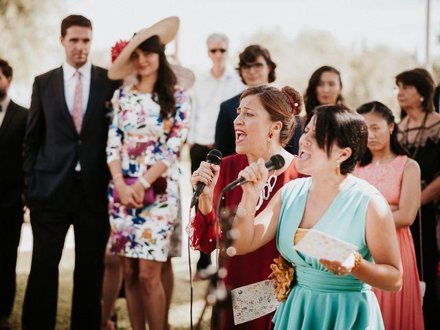 La boda de Aaron y Loida en Palomares Del Rio, Sevilla 63