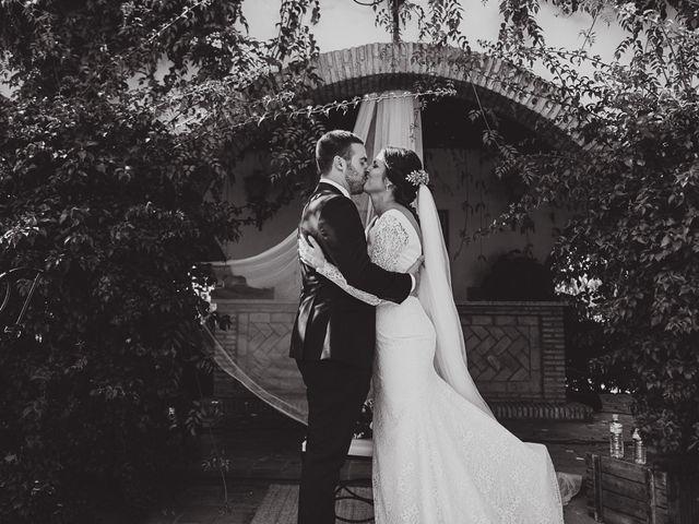 La boda de Aaron y Loida en Palomares Del Rio, Sevilla 68