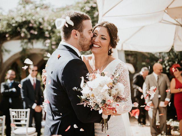 La boda de Aaron y Loida en Palomares Del Rio, Sevilla 71
