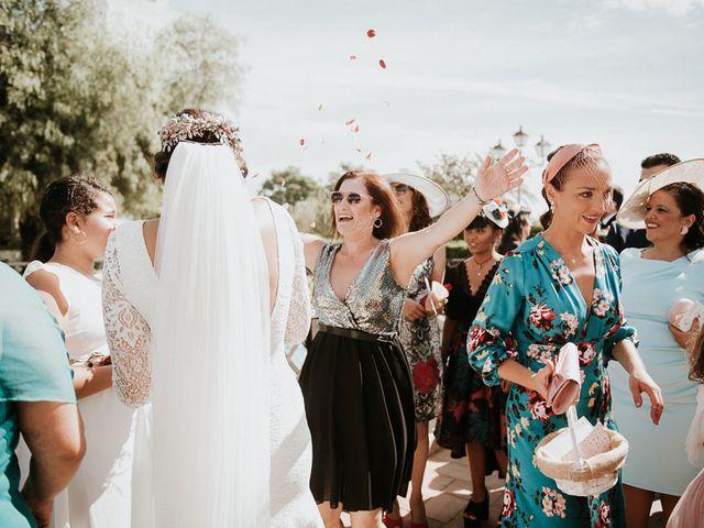 La boda de Aaron y Loida en Palomares Del Rio, Sevilla 72