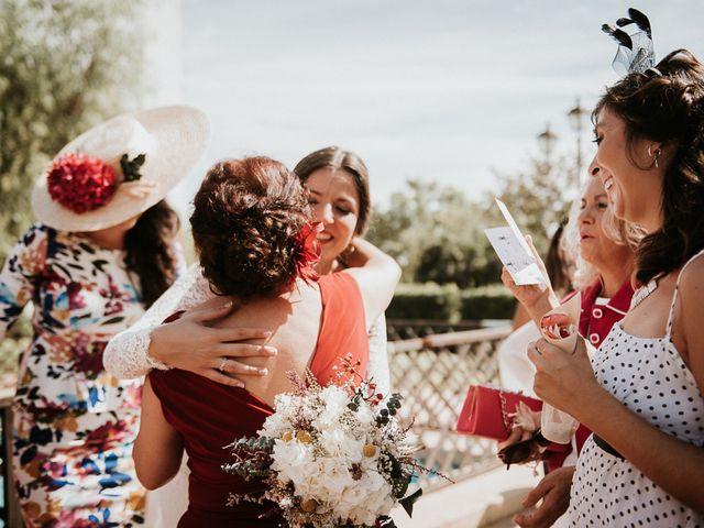 La boda de Aaron y Loida en Palomares Del Rio, Sevilla 74