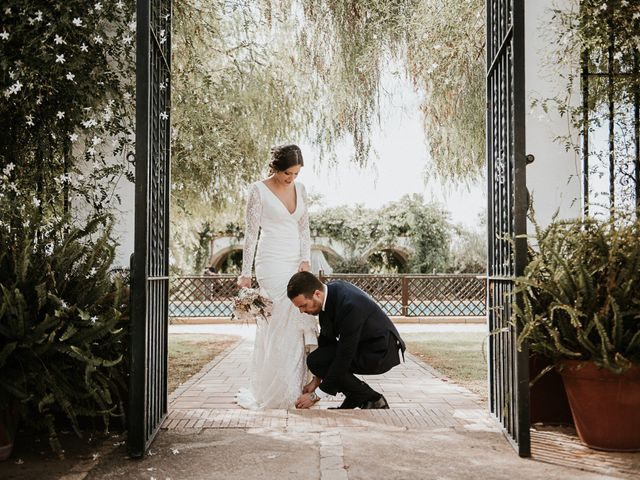 La boda de Aaron y Loida en Palomares Del Rio, Sevilla 88