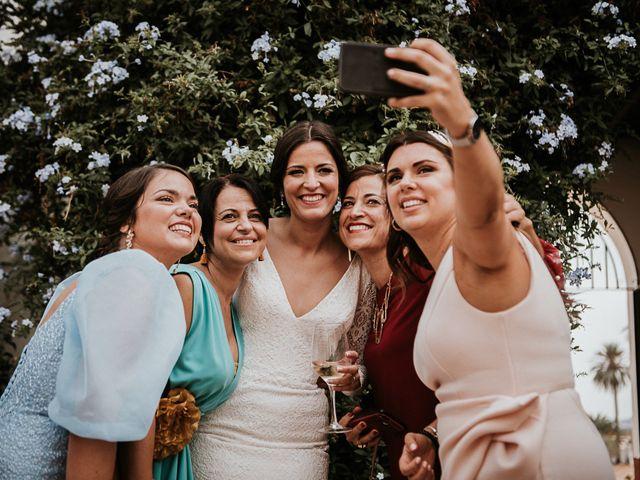 La boda de Aaron y Loida en Palomares Del Rio, Sevilla 96