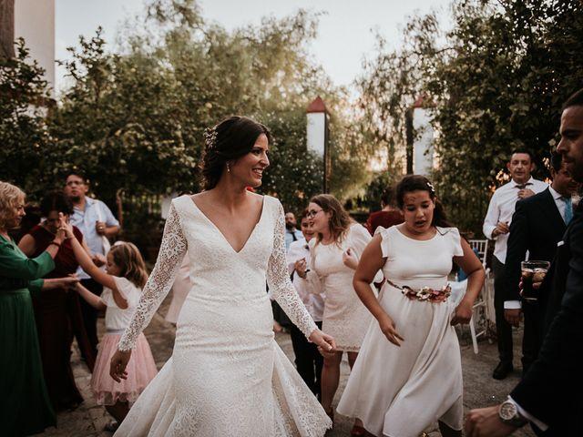 La boda de Aaron y Loida en Palomares Del Rio, Sevilla 112