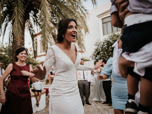 La boda de Aaron y Loida en Palomares Del Rio, Sevilla 114