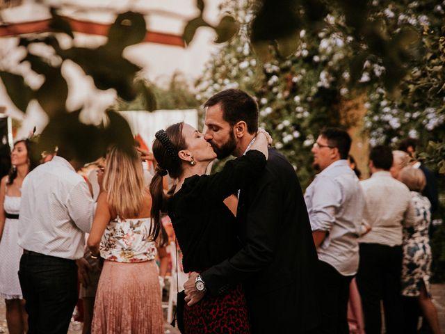 La boda de Aaron y Loida en Palomares Del Rio, Sevilla 117