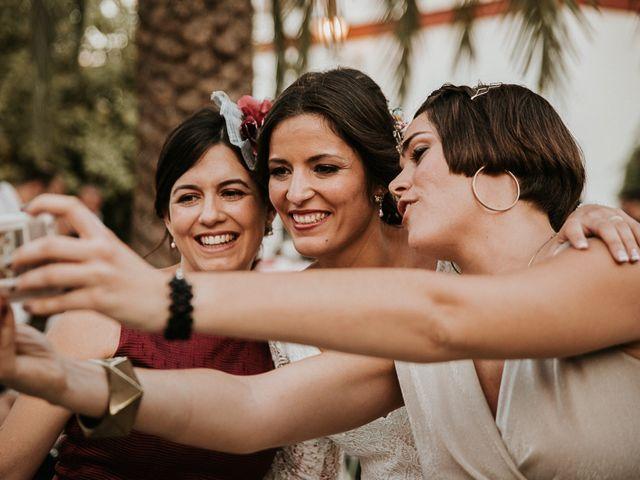 La boda de Aaron y Loida en Palomares Del Rio, Sevilla 118