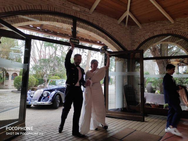 La boda de Héctor  y Juby en Torrejón De Ardoz, Madrid 7