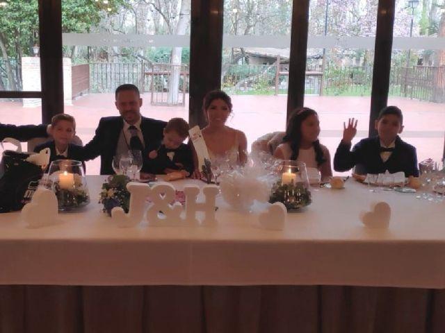 La boda de Héctor  y Juby en Torrejón De Ardoz, Madrid 2