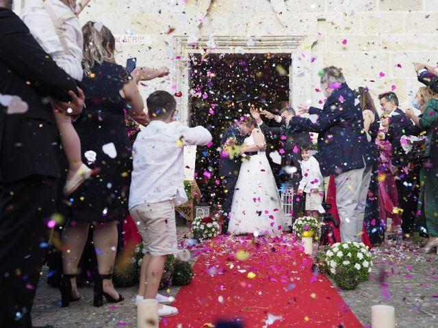La boda de Nuria y Bernar