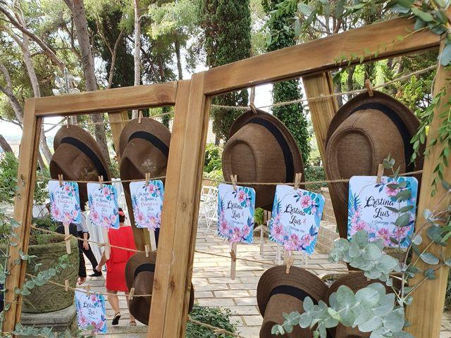 La boda de Luis y Cristina en Mataró, Barcelona 12