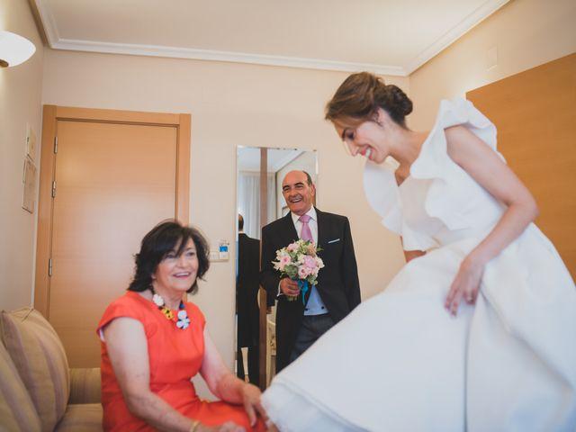 La boda de Marcos y Mercedes en Palencia, Palencia 62
