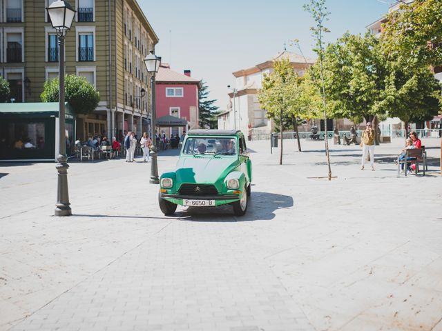 La boda de Marcos y Mercedes en Palencia, Palencia 73