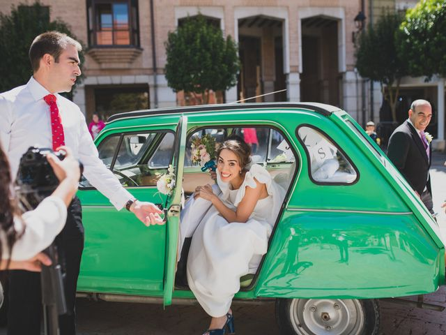 La boda de Marcos y Mercedes en Palencia, Palencia 74