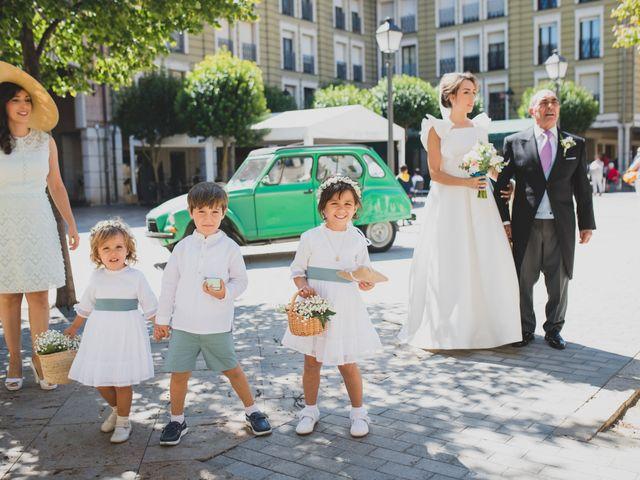 La boda de Marcos y Mercedes en Palencia, Palencia 76
