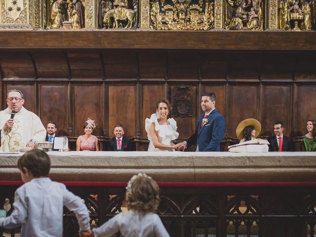 La boda de Marcos y Mercedes en Palencia, Palencia 121