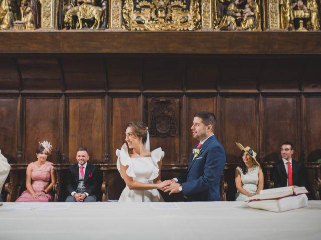 La boda de Marcos y Mercedes en Palencia, Palencia 123