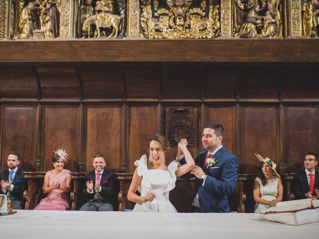 La boda de Marcos y Mercedes en Palencia, Palencia 128