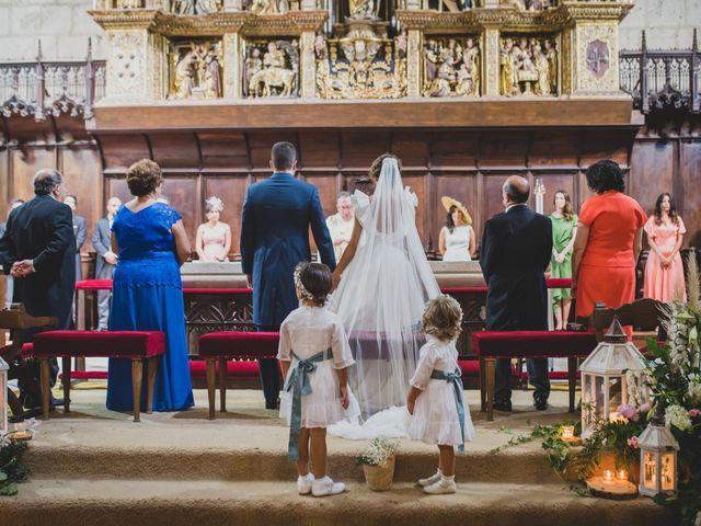 La boda de Marcos y Mercedes en Palencia, Palencia 138