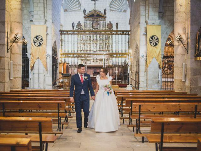 La boda de Marcos y Mercedes en Palencia, Palencia 158