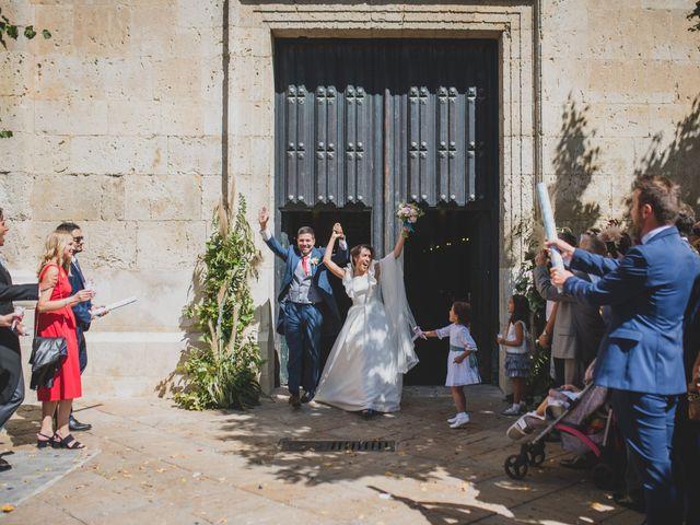 La boda de Marcos y Mercedes en Palencia, Palencia 160