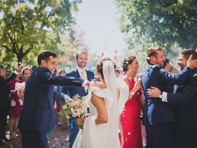 La boda de Marcos y Mercedes en Palencia, Palencia 164