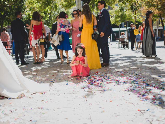 La boda de Marcos y Mercedes en Palencia, Palencia 178