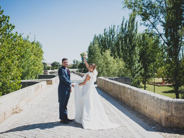La boda de Marcos y Mercedes en Palencia, Palencia 189