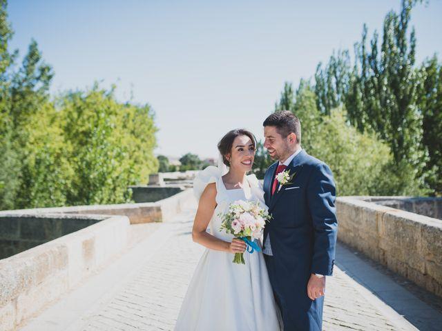 La boda de Marcos y Mercedes en Palencia, Palencia 191