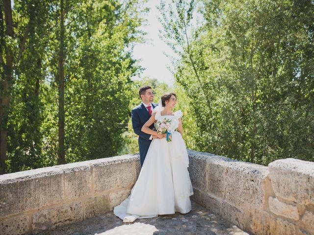 La boda de Marcos y Mercedes en Palencia, Palencia 194