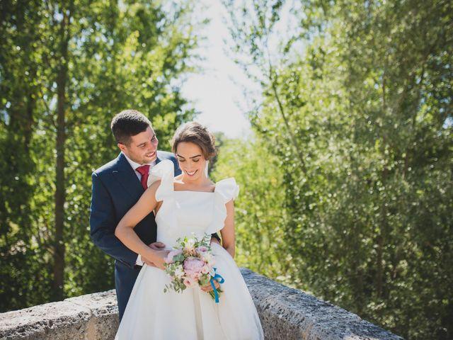 La boda de Marcos y Mercedes en Palencia, Palencia 197