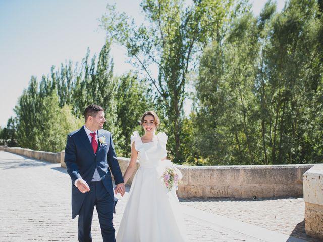 La boda de Marcos y Mercedes en Palencia, Palencia 198