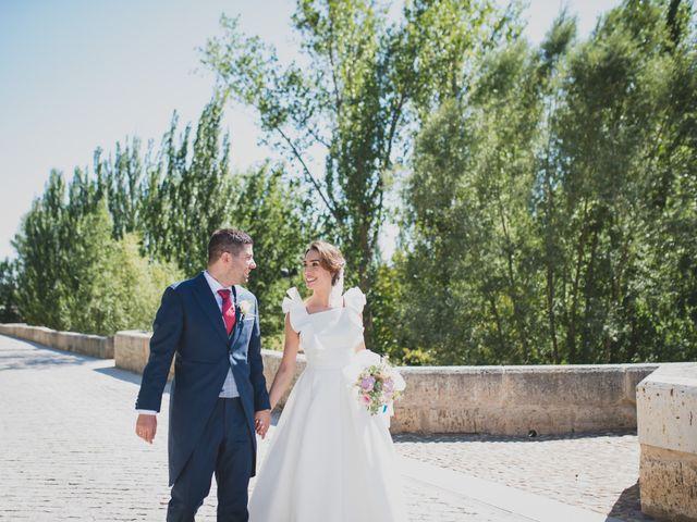 La boda de Marcos y Mercedes en Palencia, Palencia 199