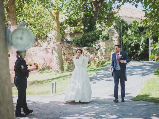 La boda de Marcos y Mercedes en Palencia, Palencia 201