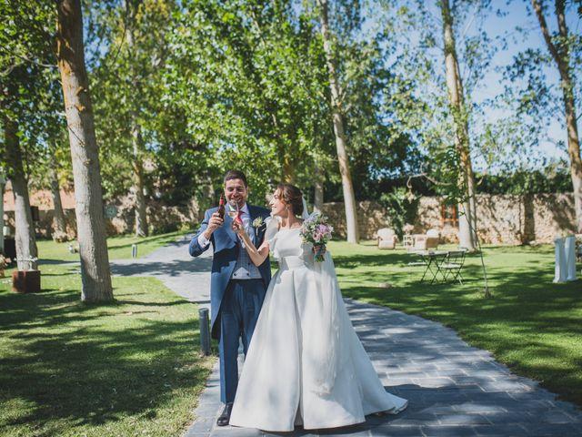 La boda de Marcos y Mercedes en Palencia, Palencia 205